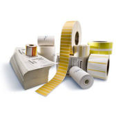 Picture of Intermec Labels and Paper