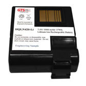 Picture of GTS Portable Printer Batteries