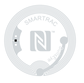 Afbeeldingen van Smartrac Bullseye NFC Wet Inlay  -  Ø 38 mm