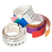 Picture of Zebra Desktop Wristbands