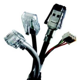 Picture of APG Interfaces and Cables