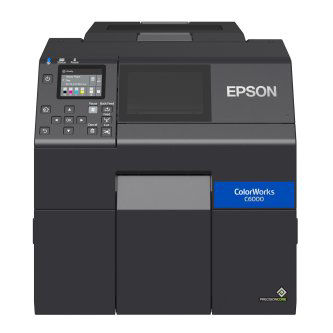 Picture of Epson ColorWorks C6000 Printers